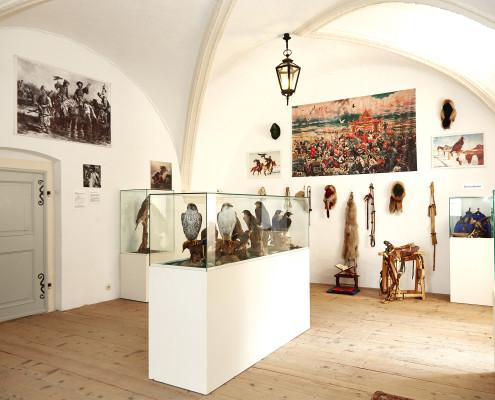 Falknerei Museum Schloss Rosenburg