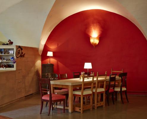 Taverne Renaissance Schloss Rosenburg