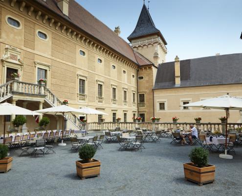 Renaissance Schloss Rosenburg