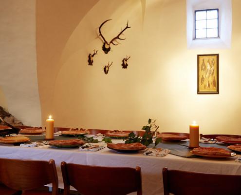 Ritteressen Schloss Rosenburg